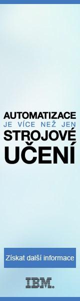 IBM automatizace 160x600
